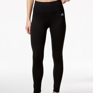 ADIDAS CLIMATE CONTROL HIGH RISE LEGGINGS MED-XL